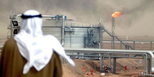 нефть, Саудовская Аравия