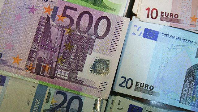 Европа, платежи, наличные