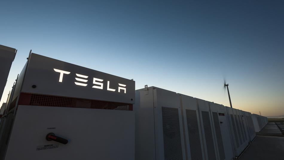 Илон Маск, Австралия, батарея, Tesla