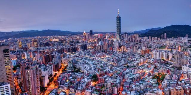 экономика Тайваня, ВВП