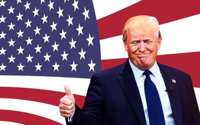 Трамп, рост ВВП, экономика США