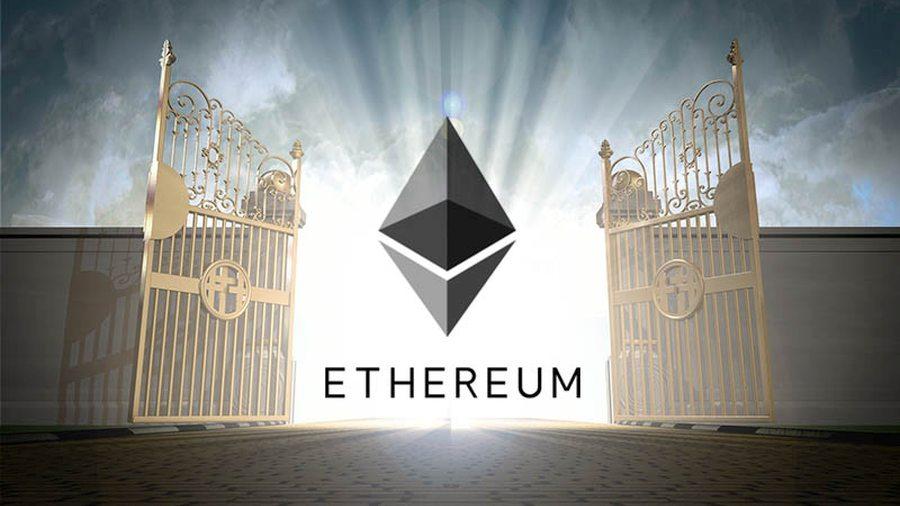 эфириум, криптовалюта