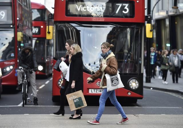 британцы, спад покупательной способности