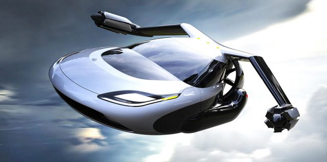 Geely, Terrafugia, сделка, летающие автомобили