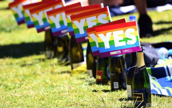 однополые браки, экономика Австралии