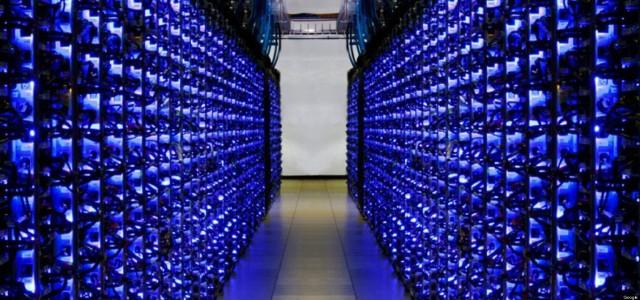 Google, участок земли в Дании, дата-центр