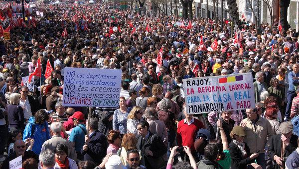 Испания, трудовая реформа, сокращение временной занятости