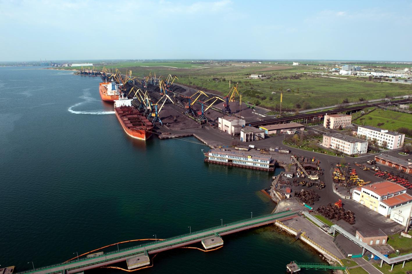 тендер, порт, Украина, углубление