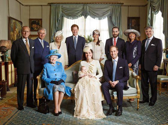 королевская семья, монархия