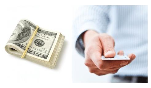 наличные деньги, безналичные платежи
