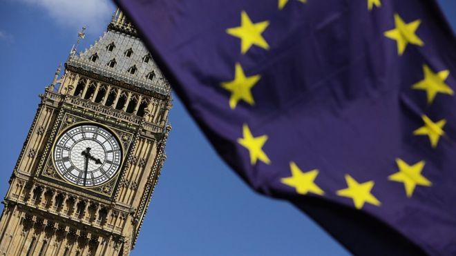 Экономика, Великобритания, Брексит, выход из ЕС