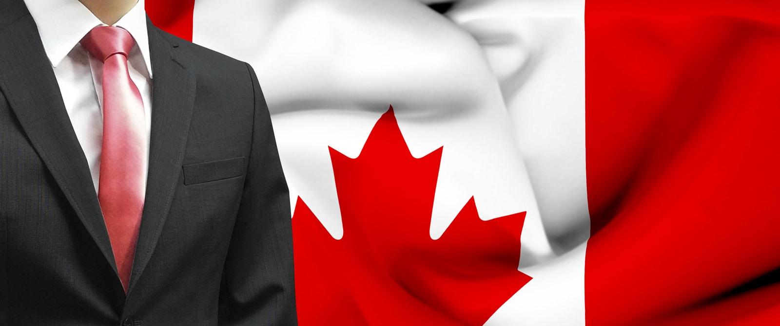 малый бизнес, Канада