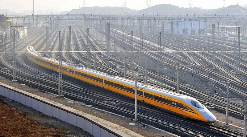 ж/д проекты, железная дорога, Китай