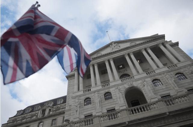 Банк Англии, процентная ставка