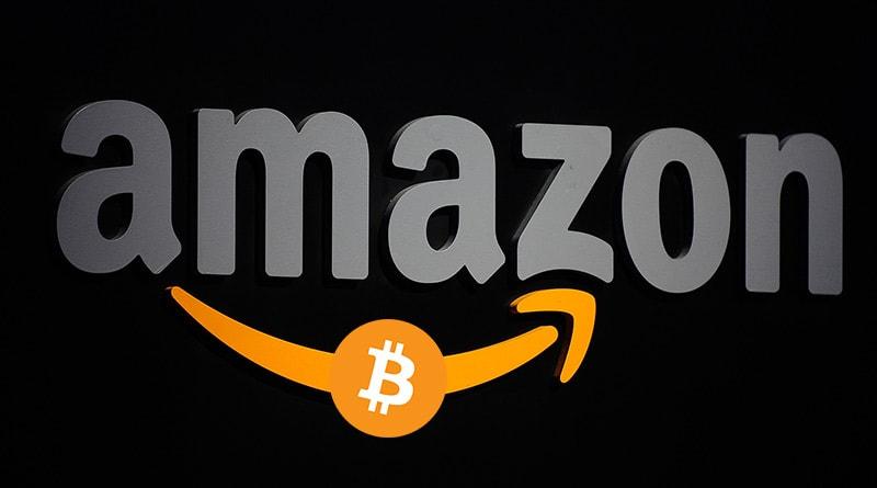 Биткойн, Amazon