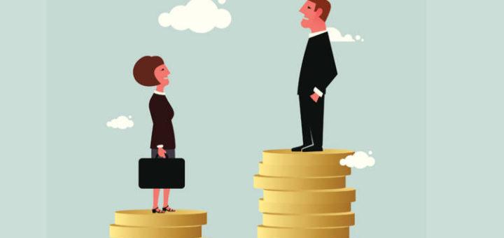зарплата, разрыв в оплате труда женщин и мужчин, Великобритания