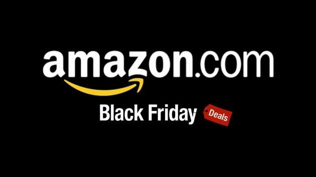 черная пятница, Amazon