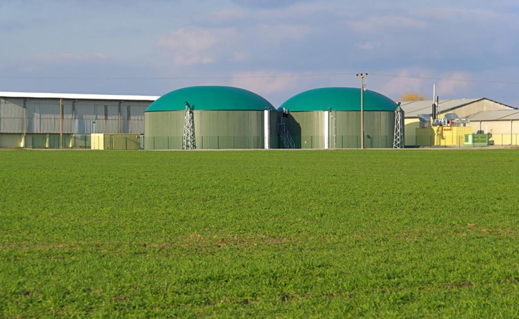 биогазовый завод, Украина, отходы