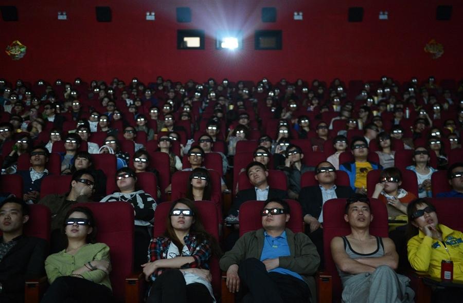кинотеатр, паспорт, Чжэнчжоу, Китай