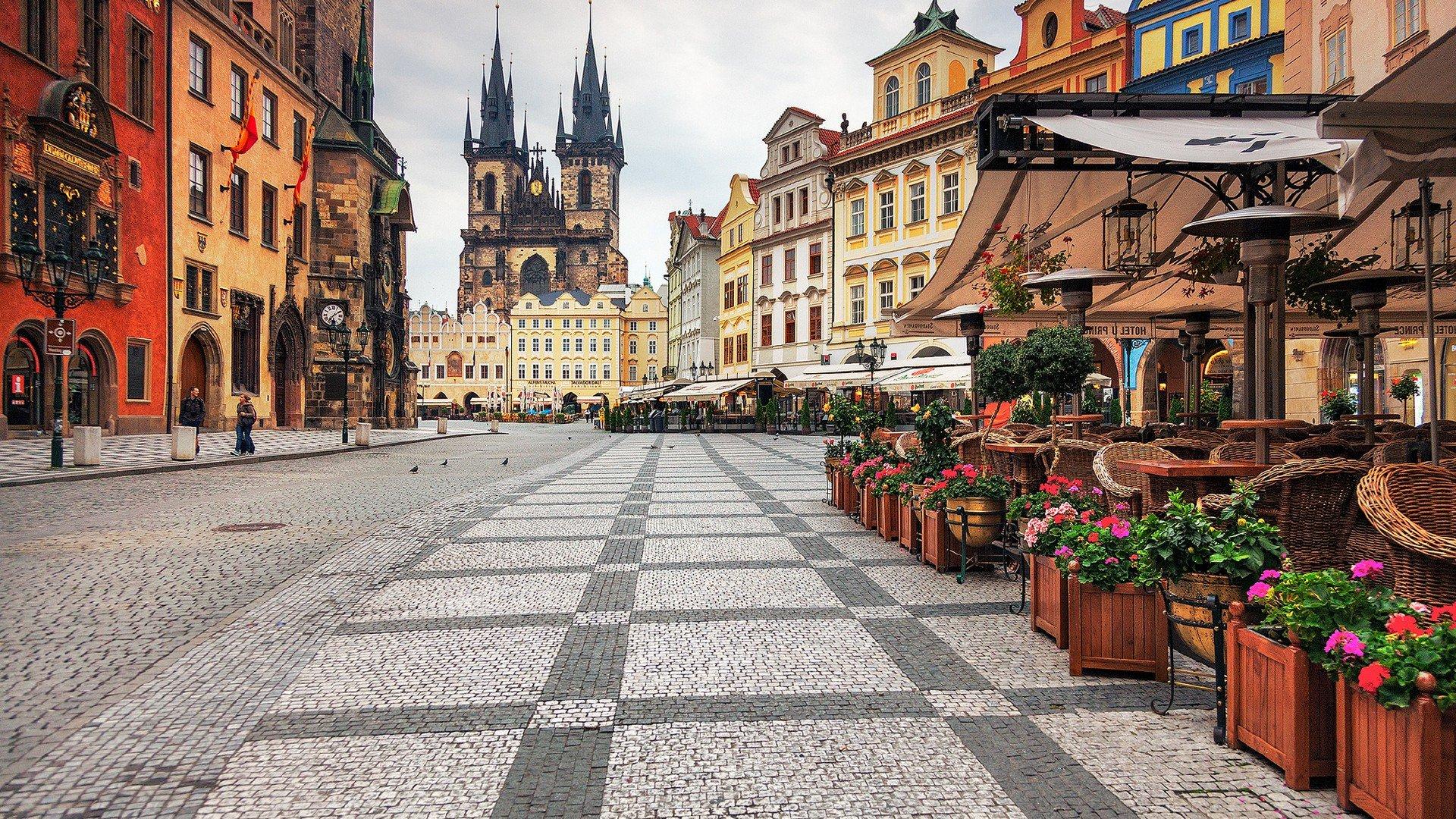 Чехия, Прага, цены на недвижимость, стоимость жилья