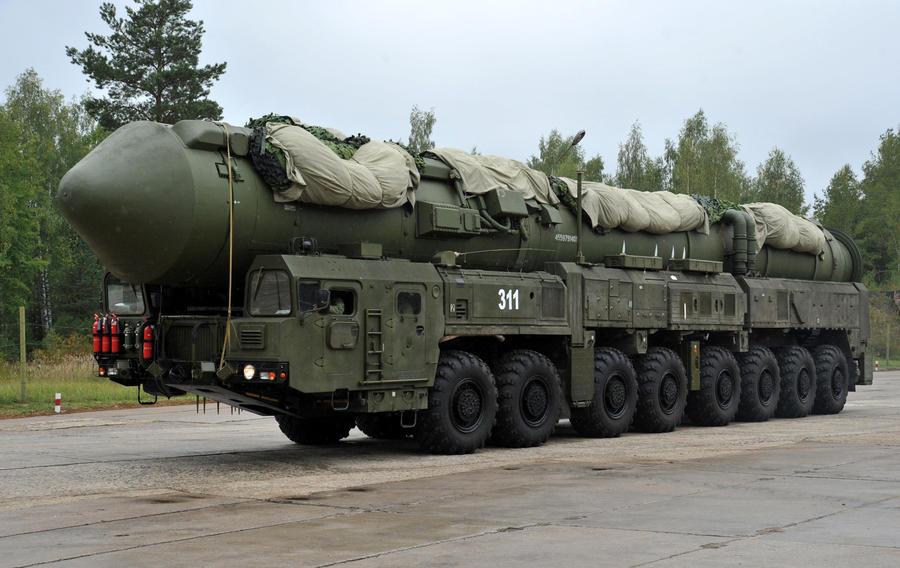 ядерное оружие, Россия, США