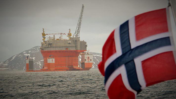 природный газ, газ, Норвегия, Европа