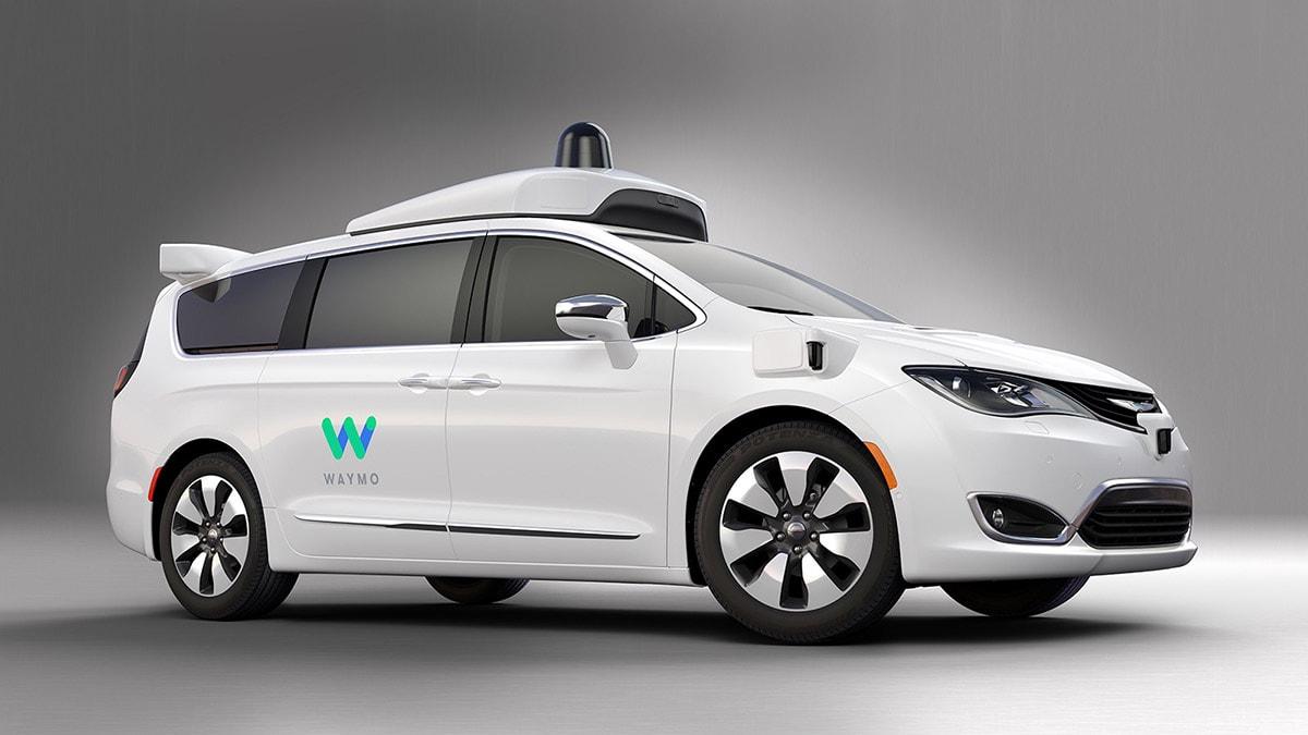 Google, Waymo, беспилотные автомобили