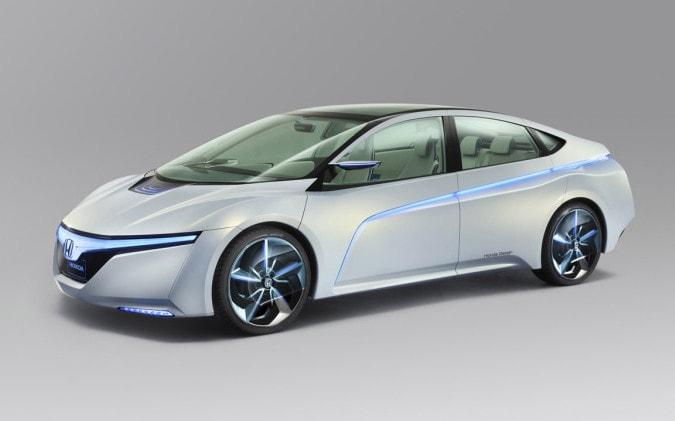 Honda, электромобили