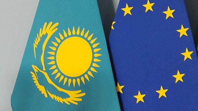 сотрудничество, ЕС, Средняя Азия, Казахстан