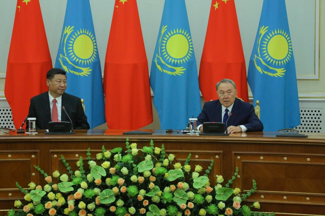 инвестиционный фонд, Китай, Казахстан