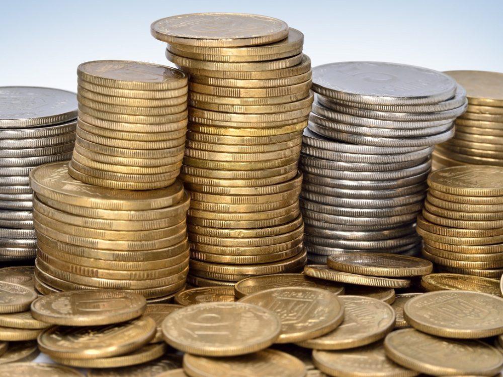 Украина, монеты, инфляция