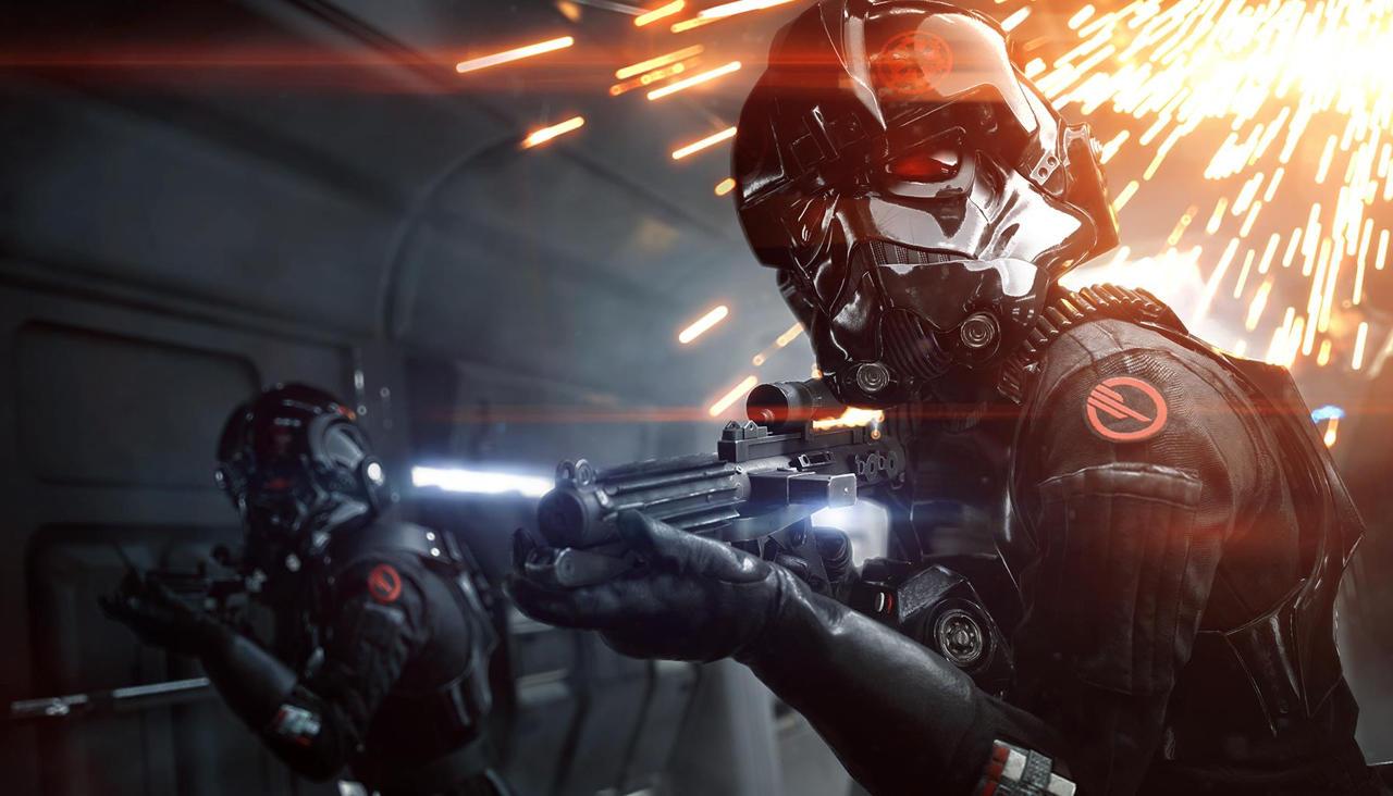 Star Wars Battlefront II, Звездные войны, EA, видео-игра, геймеры