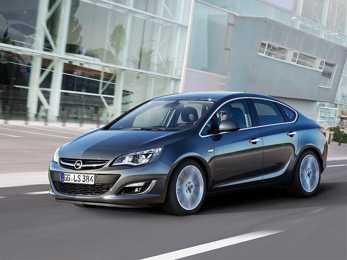 Opel, ассортимент, модели