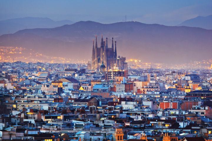 проведение корпоративных мероприятий, Испания
