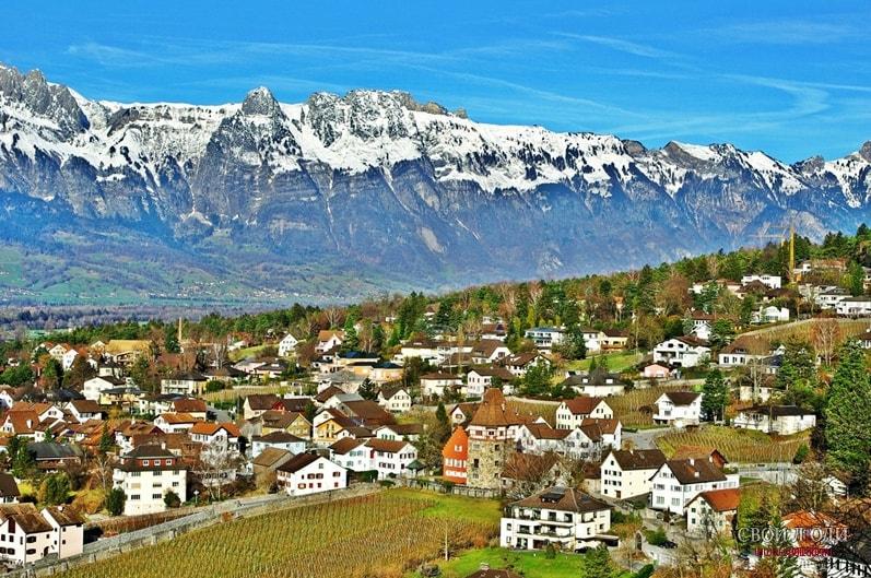 Германия, Швейцария