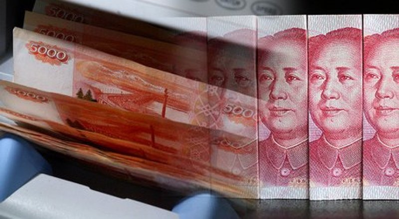 валютный своп, Россия, Китай