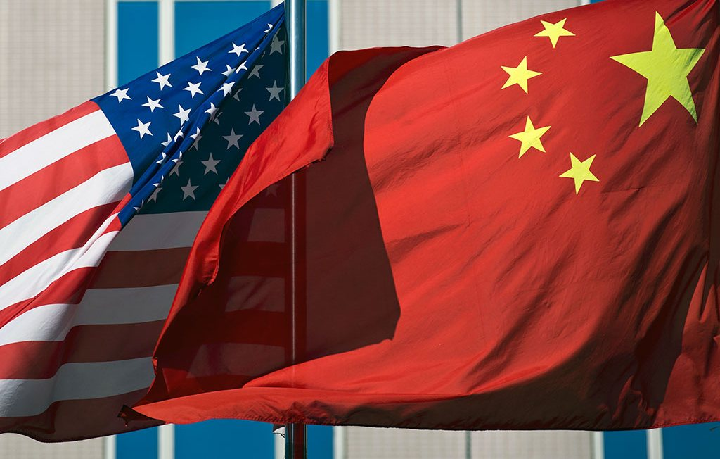 Китай, Тайвань, США