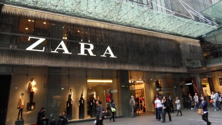 Zara, зарплата, записки