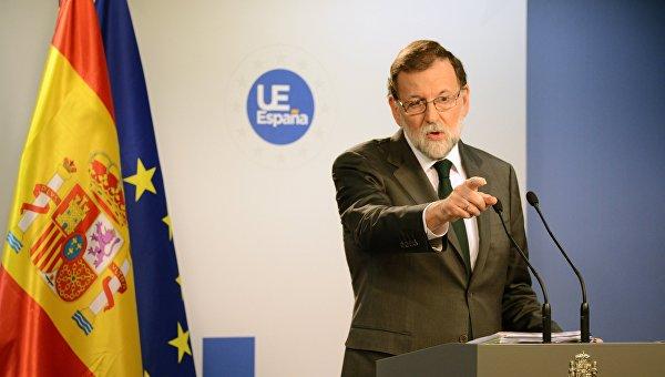 Испания, Каталония, независимость, выборы, Рахой