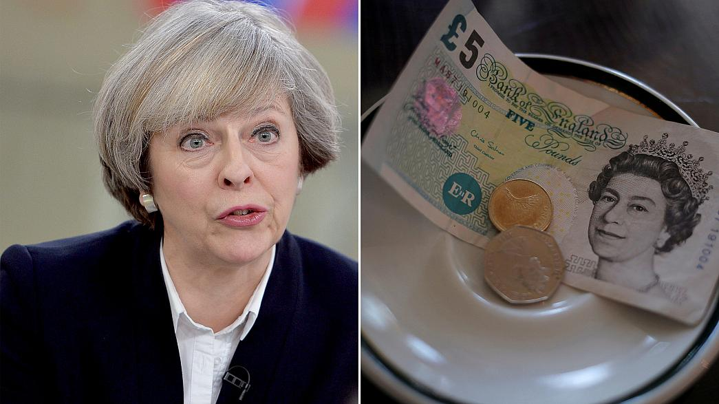 Великобритания, фунт стерлингов, Брексит, сделка, ЕС