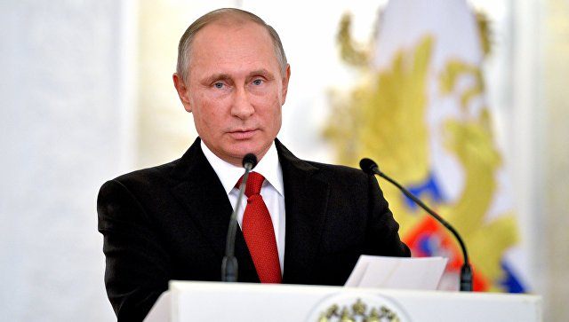 В. Путин, выборы, Россия