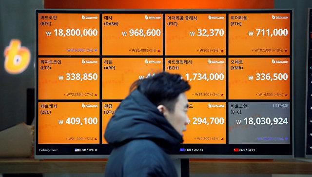 Северная Корея, биржа криптовалют, Юбит, кибератака