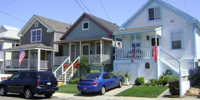 США, продажи домов, стоимость жилья, недвижимость