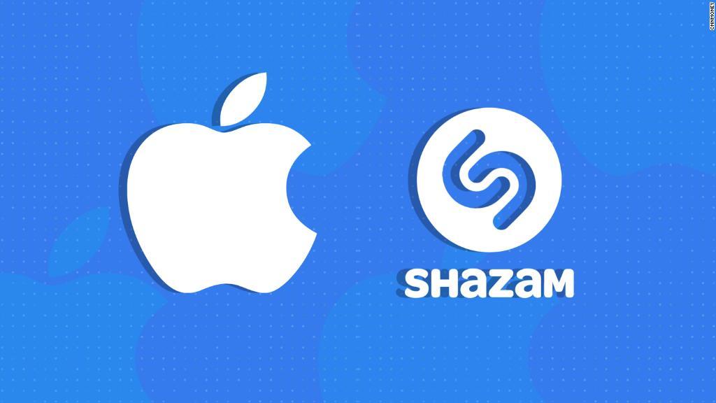 Shazam, Apple