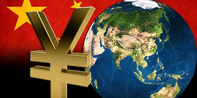 Китай, экономика, МВФ, темпы роста, долги, банки Китая
