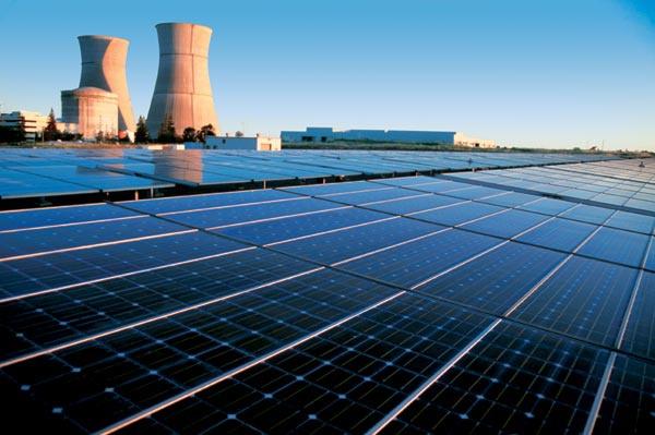электростанция, Египет