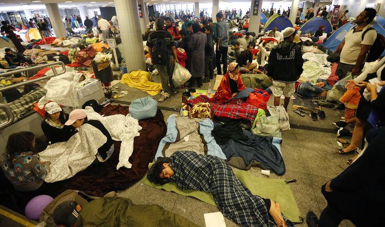 иммигранты, экономика, ЕС