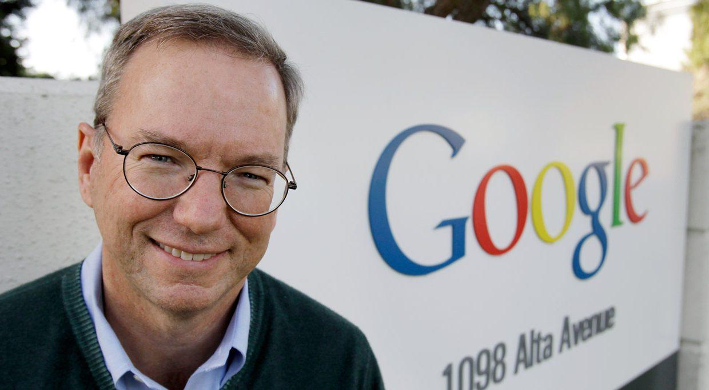 Эрик Шмидт, Google, Alphabet, отставка