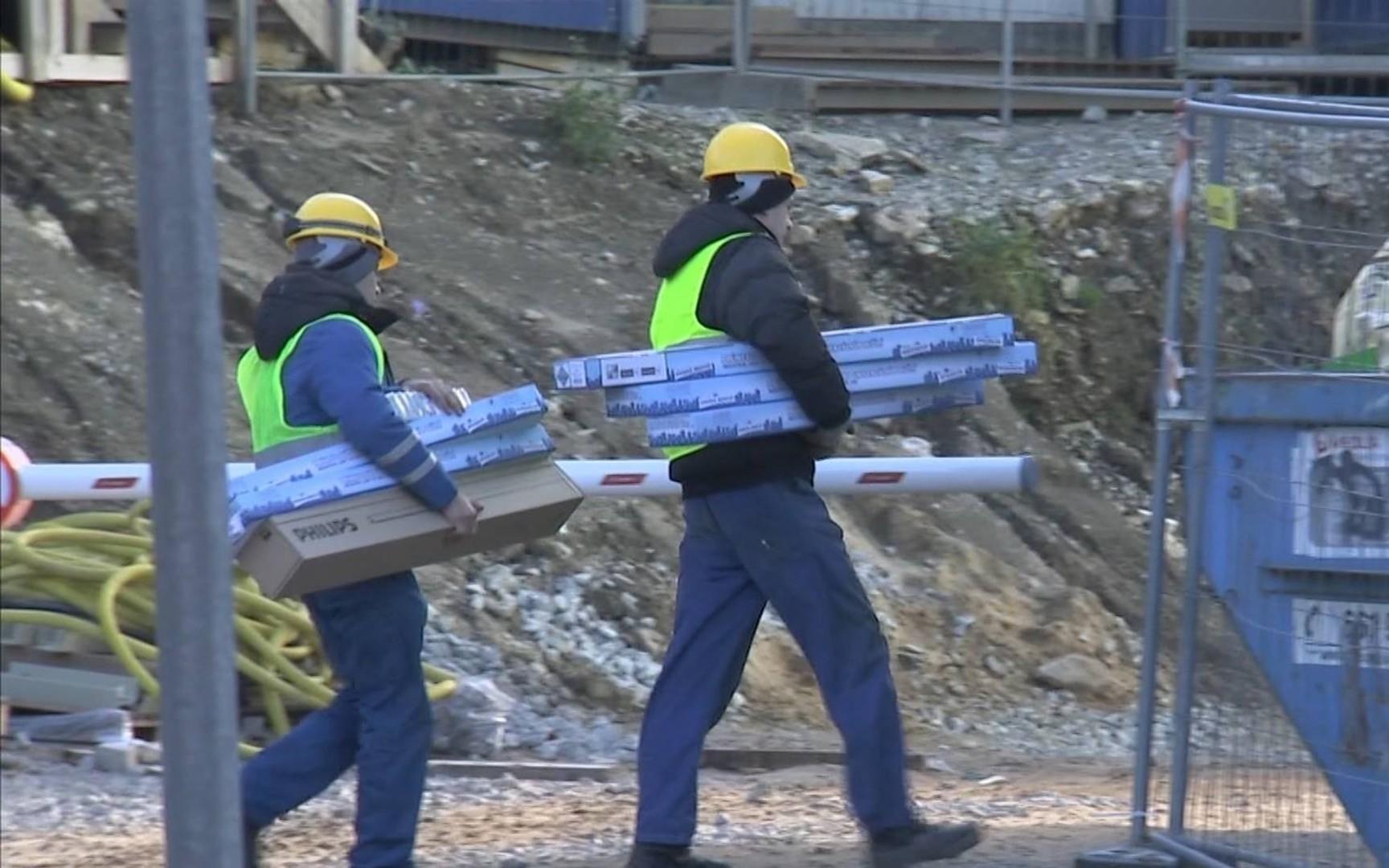 Эстония, вид на жительство, миграционные квоты, иностранные рабочие