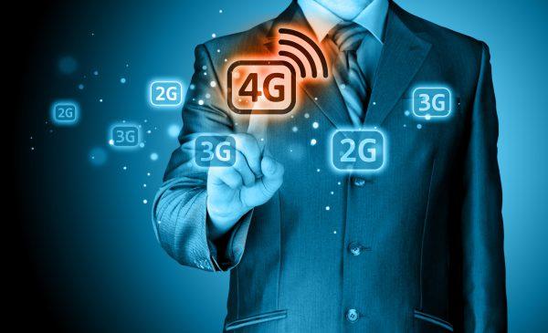 4G, интернет-соединение